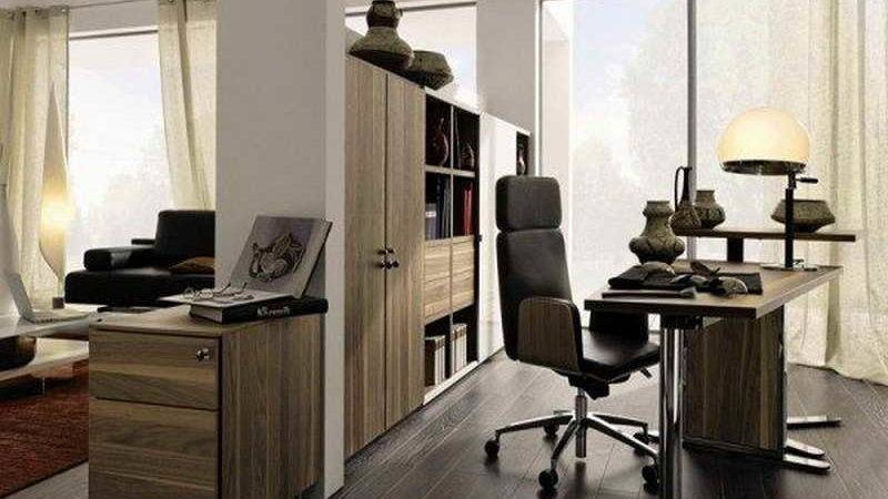 Ideas Beautiful Home Offices Workspaces Nice Floor