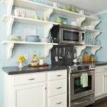 Ideas Decorating Open Shelving Home Diy