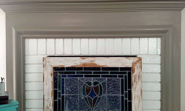 Ideas Diy Your Own Fireplace Screen