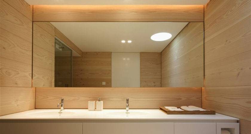 Ideas Framing Mirror Bathroom All