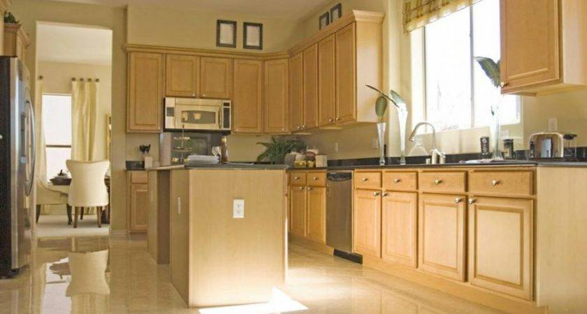 Ideas Light Colored Kitchen Cabinets Desig