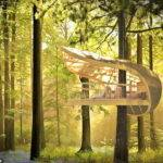 Ideas Luxury Cool Tree Houses Villa Unique