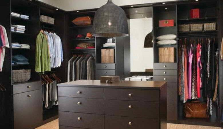 Ideas Modern Walk Closet Design
