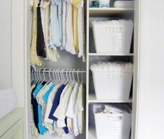 Ideas Organize Kids Closets Kidsomania