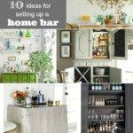 Ideas Setting Home Bar Celebrations
