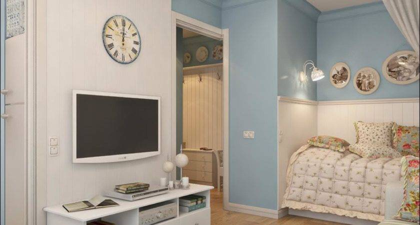 Ideas Small Bedrooms Make Look Bigger Also