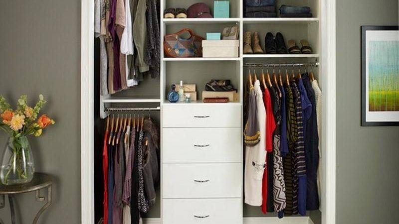 Ideas Small Walk Hidden Closet