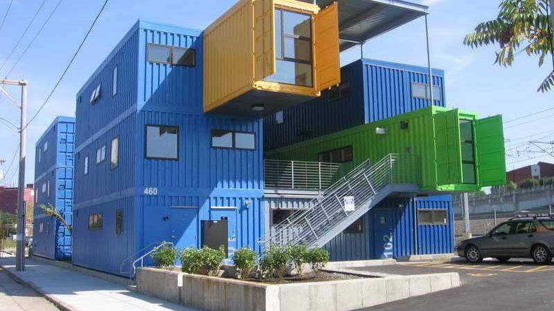 Ideas Steel Shipping Containers Home Design Container