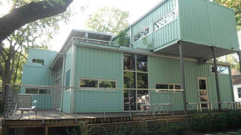 Ideas Steel Shipping Containers Homes Color Light