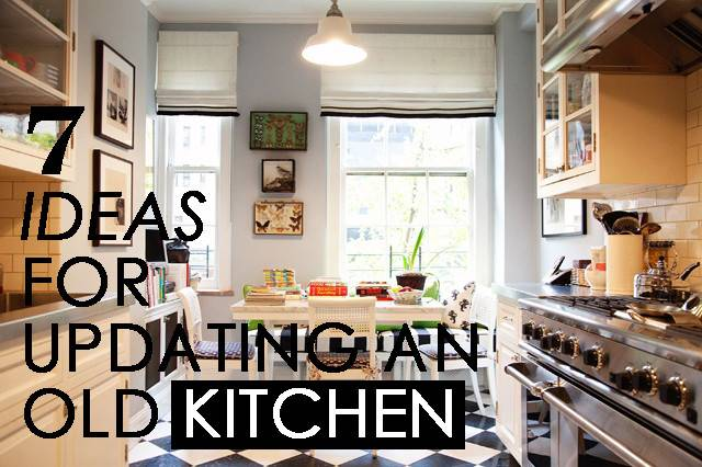 Ideas Updating Old Kitchen Blulabel Bungalow