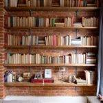 Ideas Wall Bookshelves Pinterest