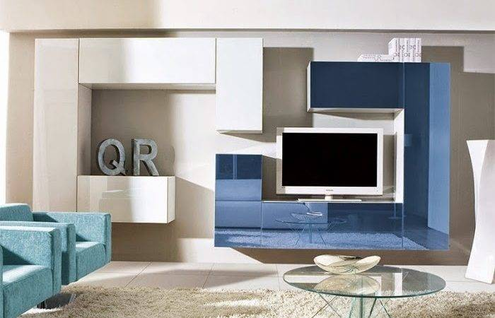 Ideas Wall Unit Designs Storage Small Living