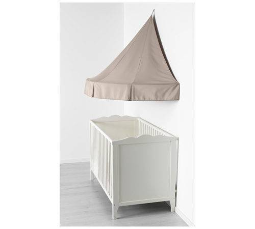 Ikea Charmtroll Bed Canopy Gives Privacy