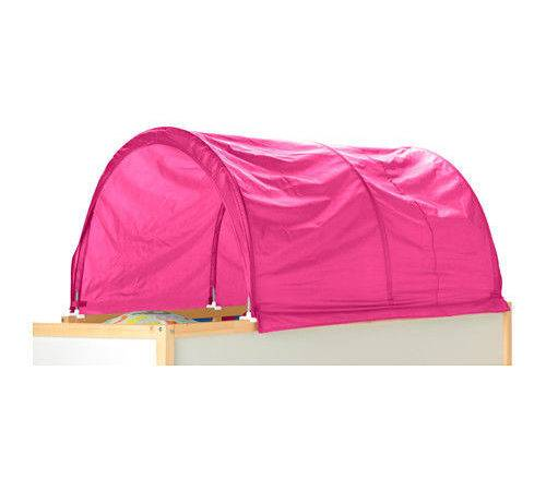 Ikea Kura Pink Bed Tent Canopy Gives Privacy