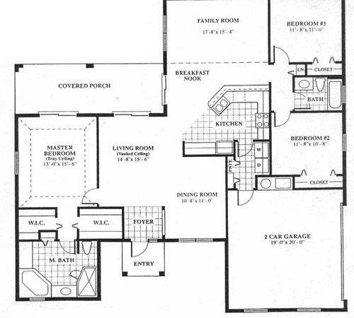 Importance House Designs Floor Plans Ark