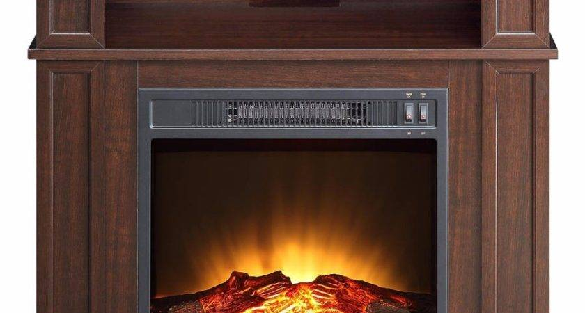 Inches Electric Decorative Fireplace Insert Mantel