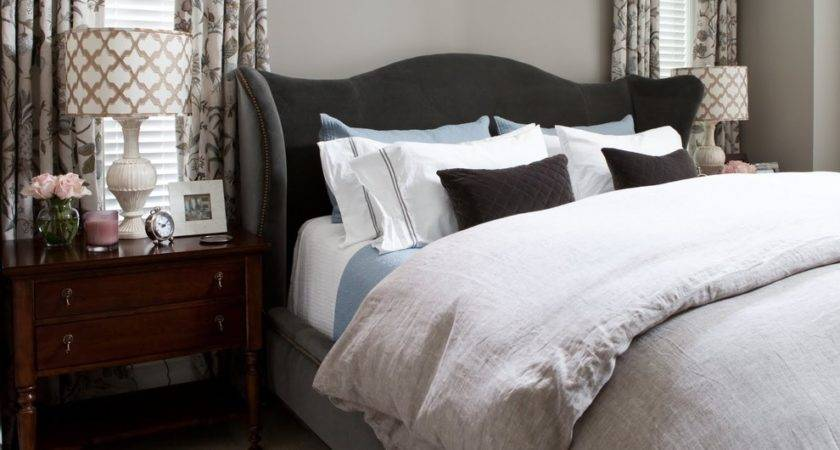 Incredible Queen Bed Without Headboard Decorating