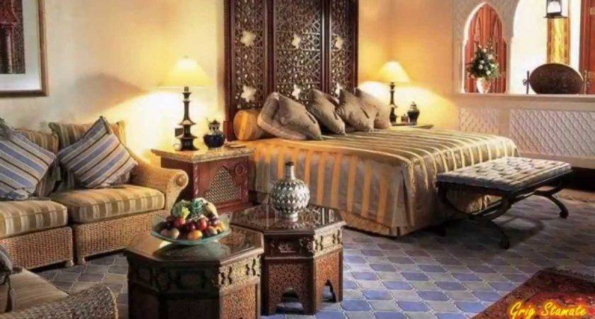 Indian Style Decorating Theme Room Design