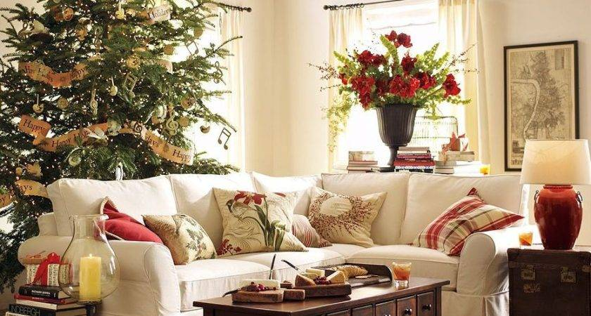Indonesia Pretty Christmas Living Rooms Design