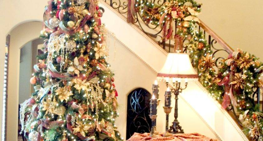 Indoor Christmas Decorating Ideas Home Design Inspiration