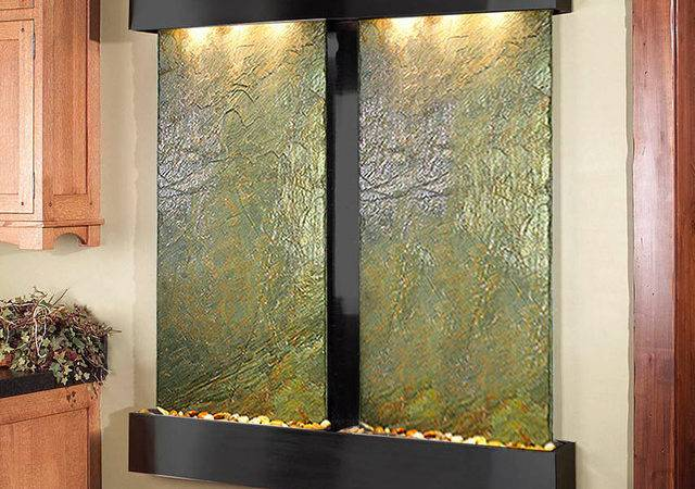 Indoor Wall Fountains Contemporary