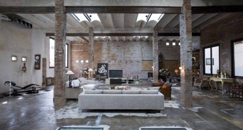 Industrial Interior Design Awe