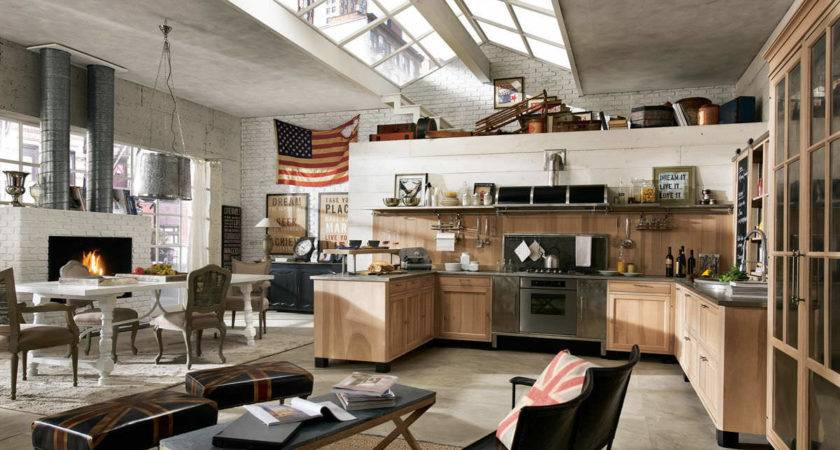 Industrial Style Designs Decorating Ideas Design