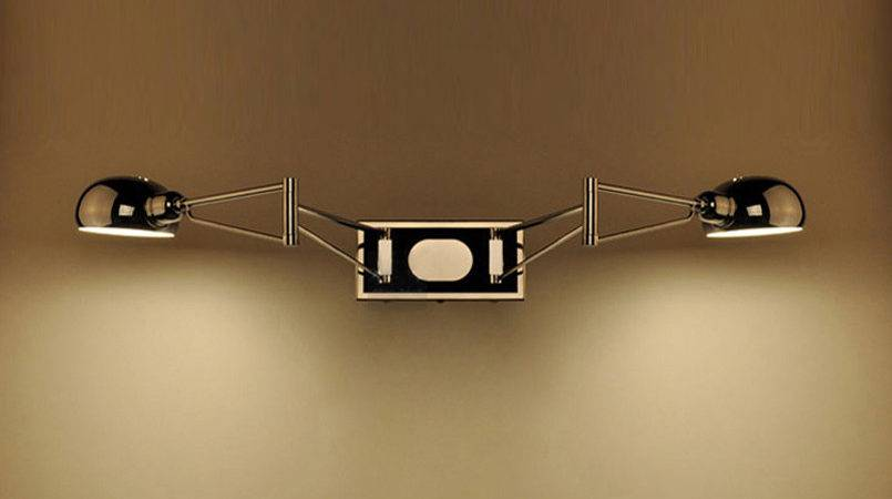 Industrial Wall Sconce Switch Big Light Modern
