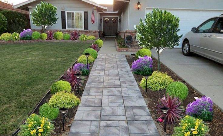 Inexpensive Landscaping Ideas Beautify Your Front