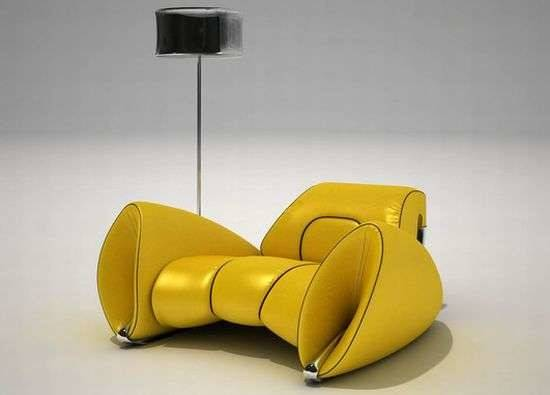 Inflatable Furniture Pieces