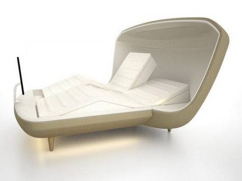 Innovative Bed Designed Future Luxury Topics
