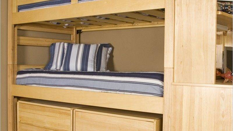 Innovative Bunk Bed Plans Top Ideas