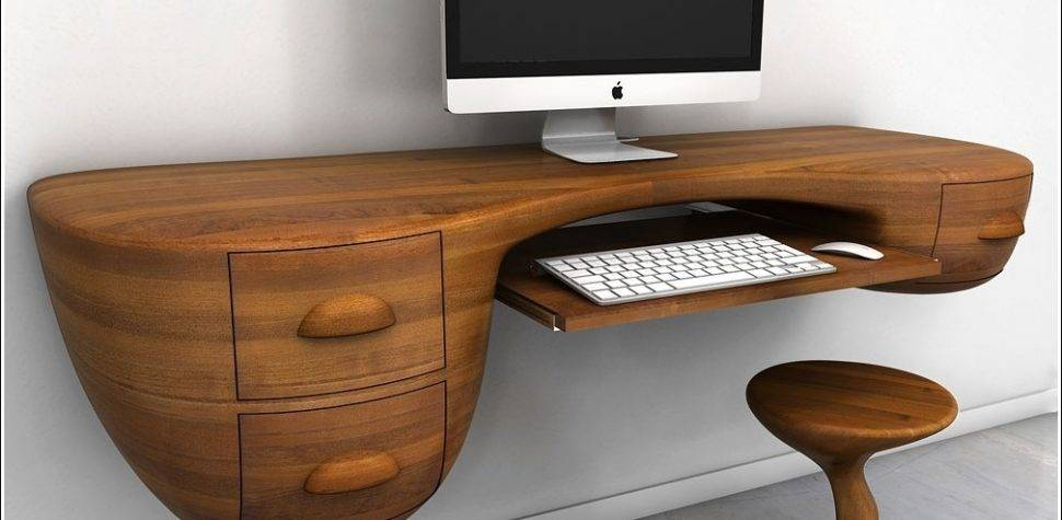 Innovative Desk Designs Your Work Home Office