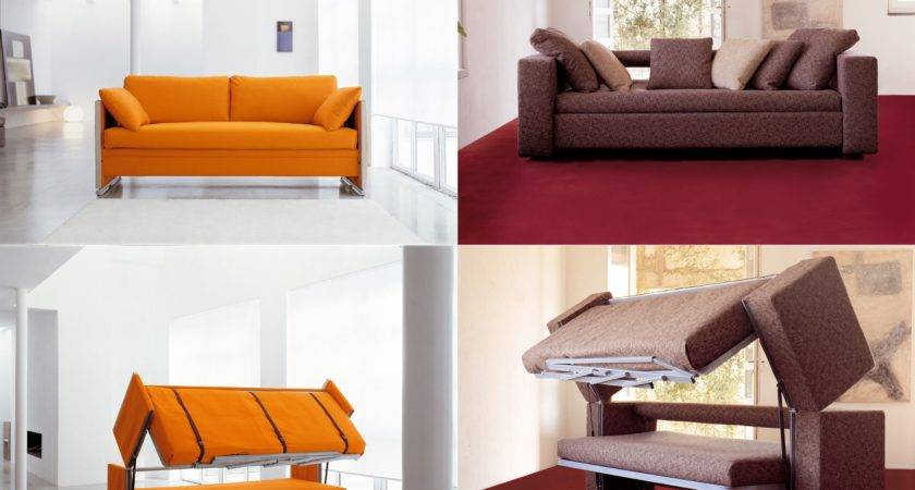 Innovative Multifunctional Sofa Designer Giulio Manzoni