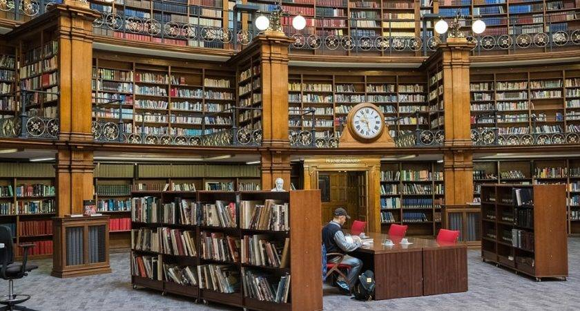 Inside Most Incredible Libraries Britain Daily
