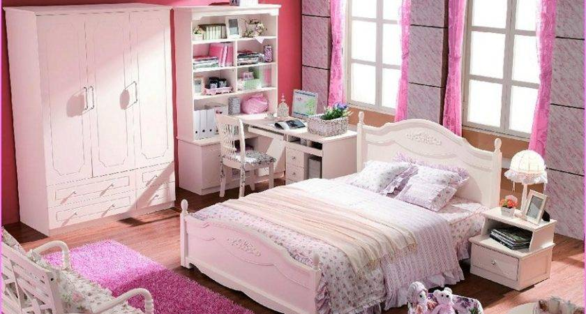 Inspiration Bedroom Teenage Girls Teal Pink