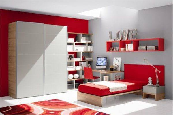 Inspiration Teenage Girls Bedroom Design Small