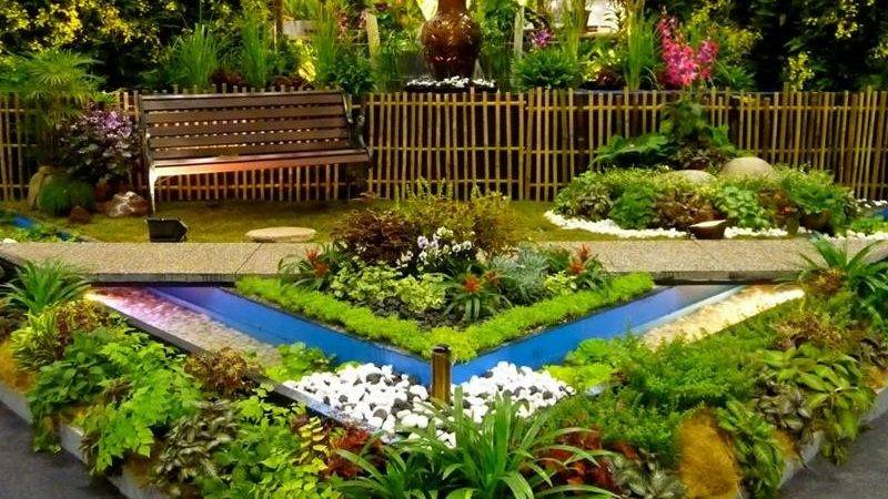Inspirational Beautiful Backyard Gardens