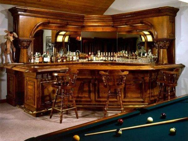 Inspirational Home Bar Design Ideas Stylish
