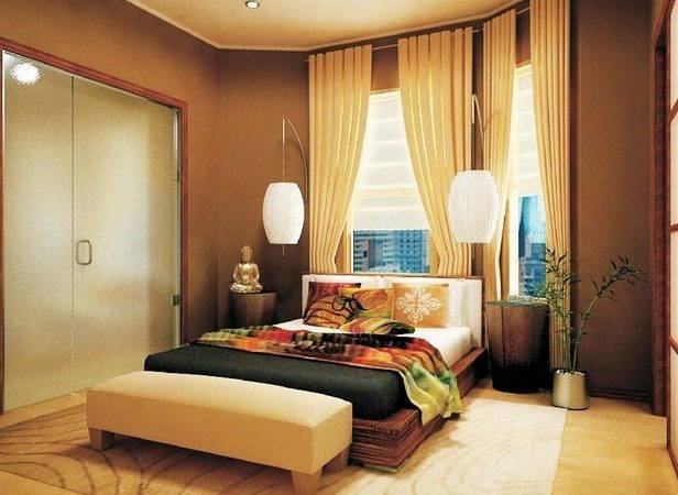 Inspirational Ideas Turn Bedroom Into Peaceful