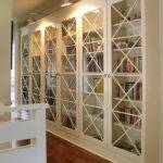 Inspiring Bookcases Glass Doors Your Home