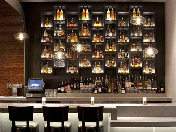 Inspiring Restaurant Bars Modern Flair