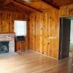 Install Wood Paneling