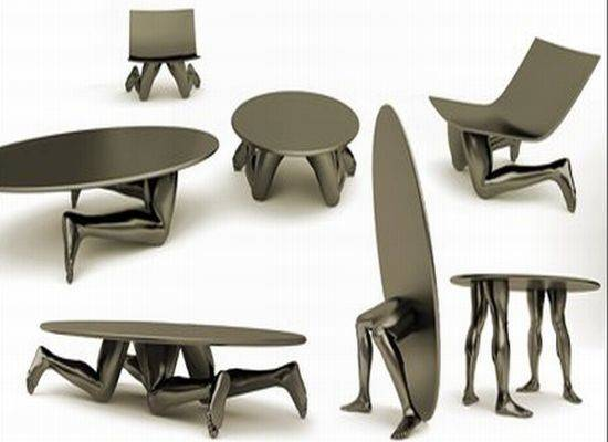 Instill Your Lodge Human Furniture Collection