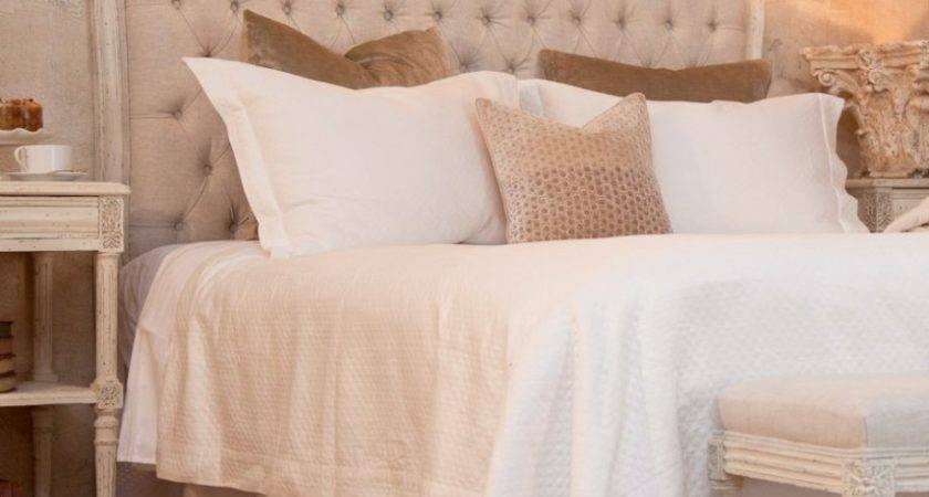 Interior Awesome Upholstered Tufted Headboards Design