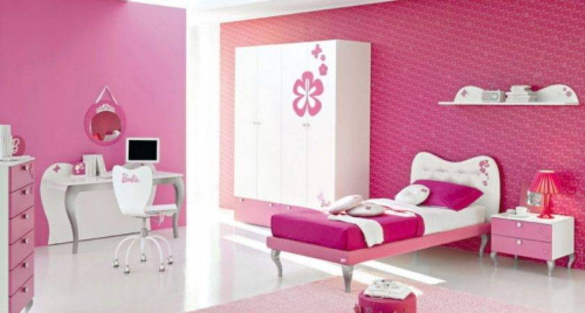 Interior Design Bedroom Teenage Girls Pink