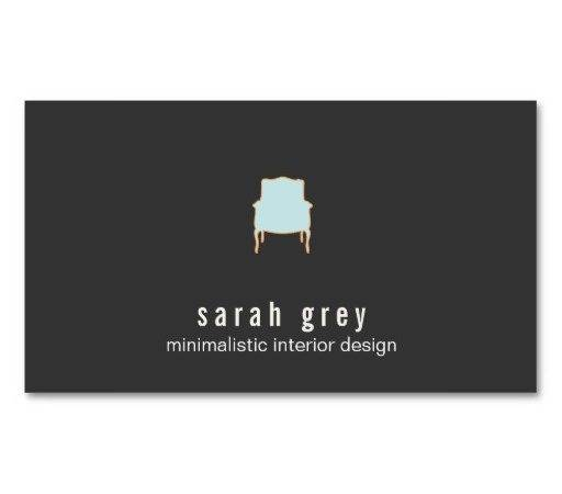 Interior Design Business Card Newsonair