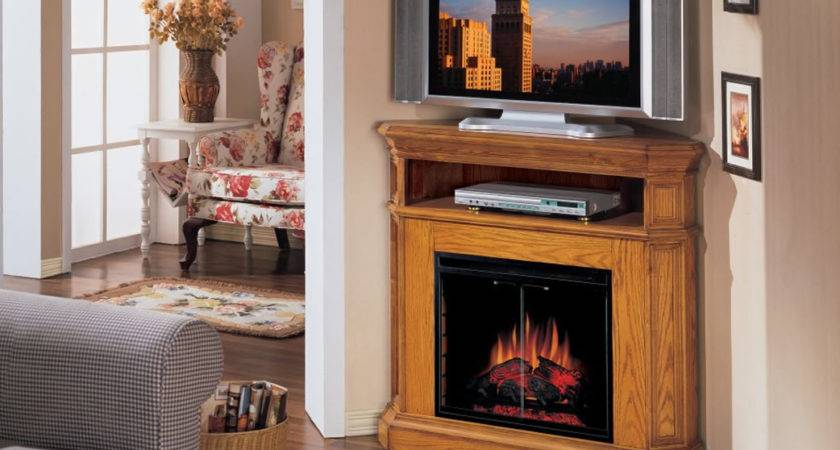 Interior Design Corner Fireplace Home