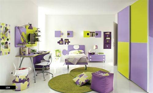 Interior Design Diary Designing Green Purple