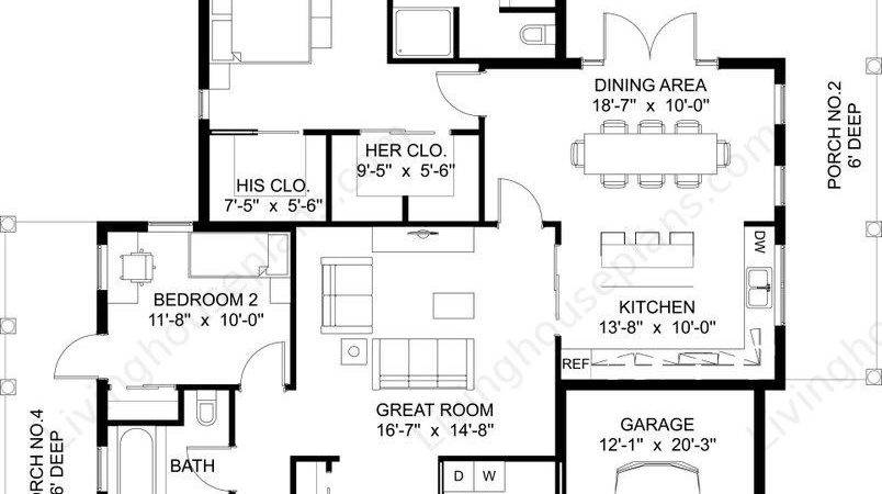 Interior Design House Plans Homes Floor